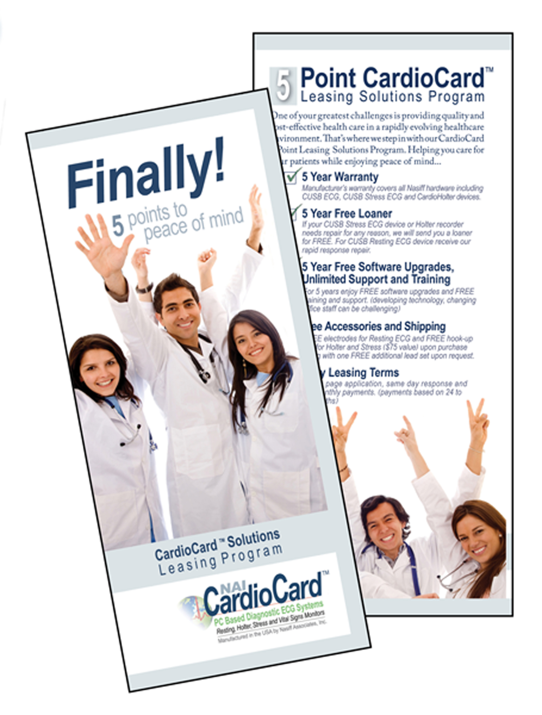 Nasiff CardioCard Promotions
